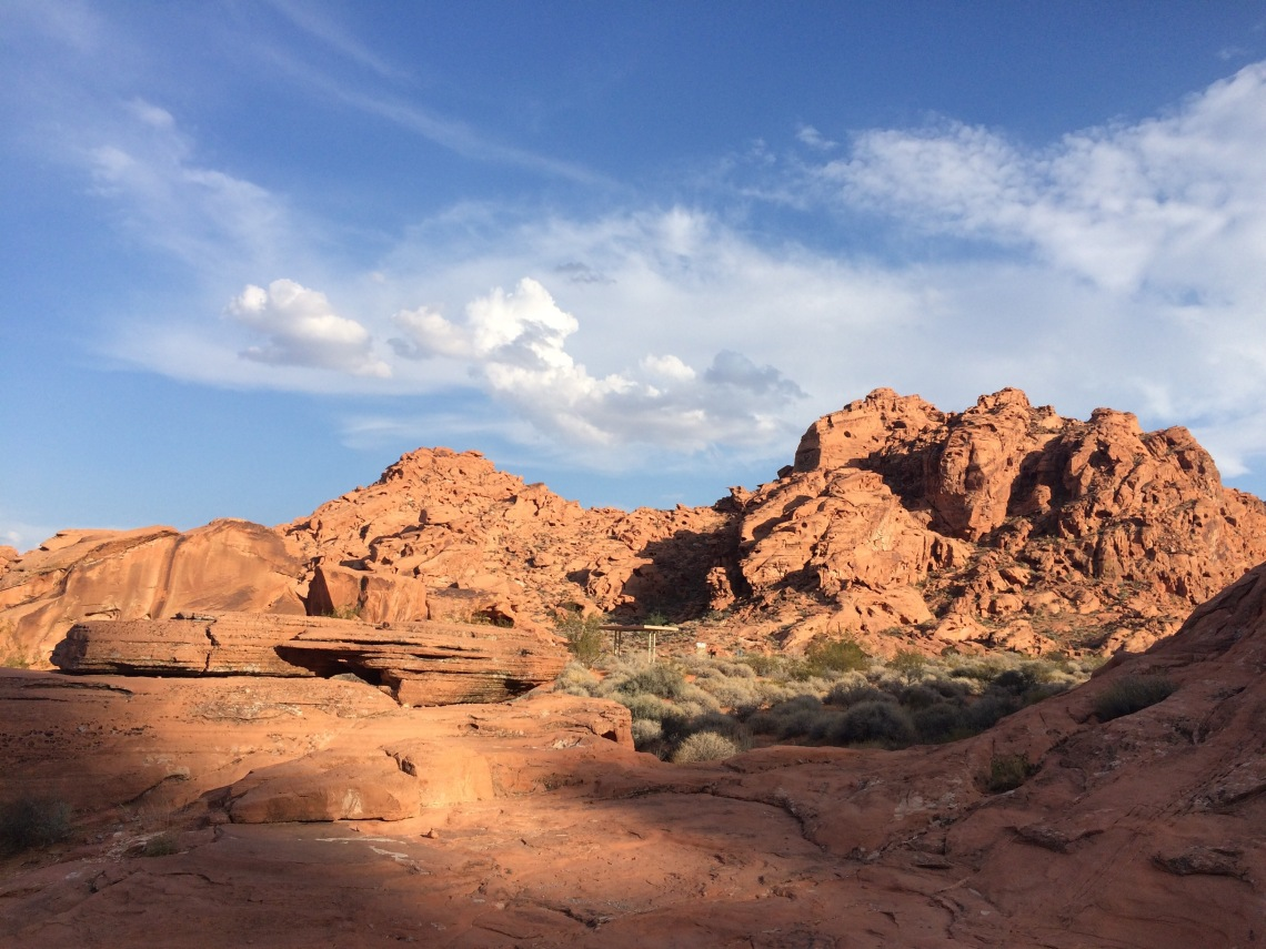 Valley of Fire, USA