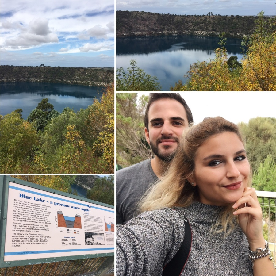 Blue Lake, Mount Gambier, South Australia