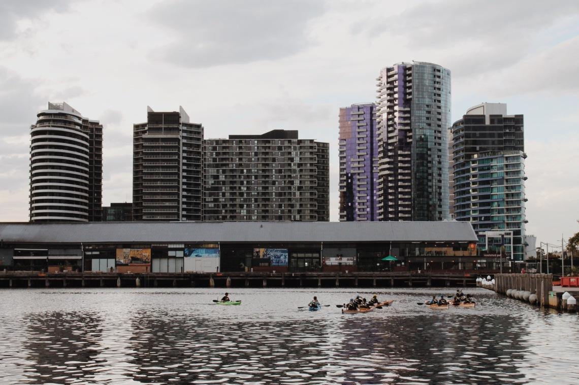 Docklands, Melbourne Australia