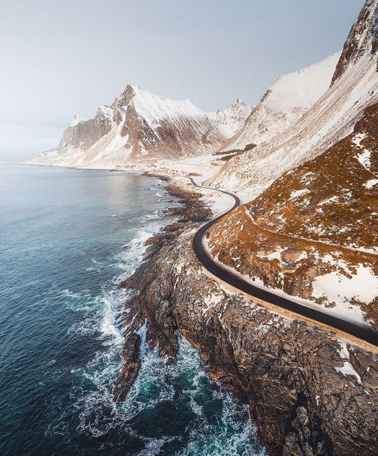 Lofoten, Norway - @stianmklo www.selfwanderer.com