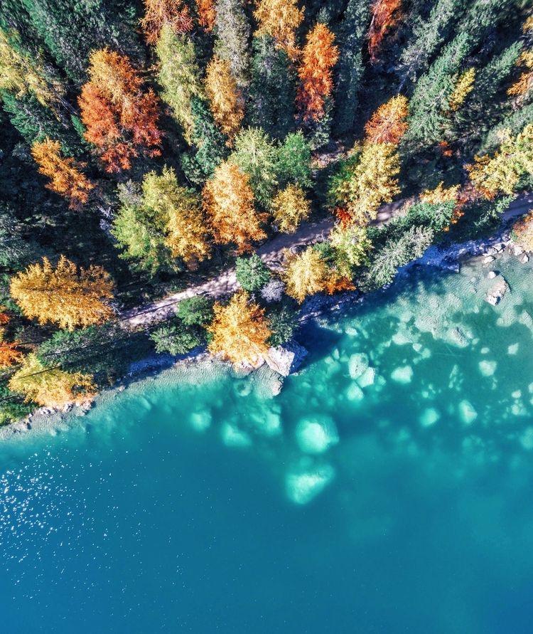 Lago di Braies, Dolomites, Italy - @brahmino www.selfwanderer.com