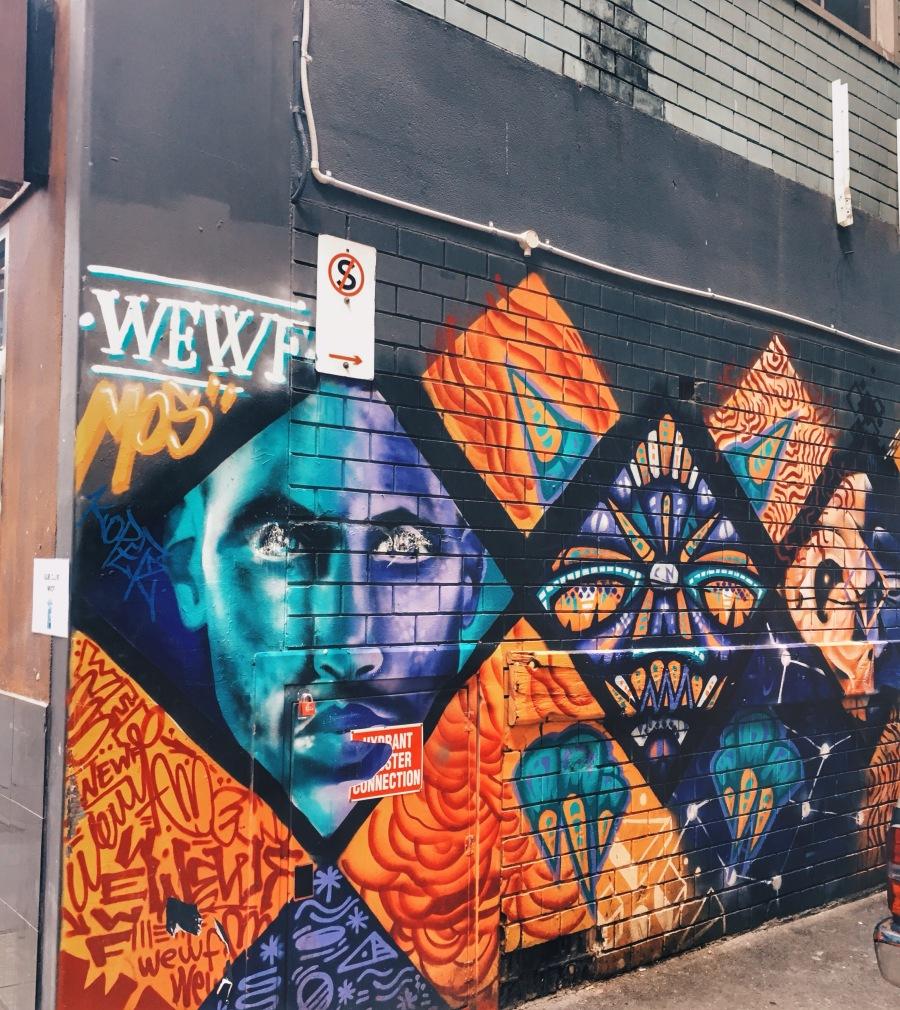 Collins Street, Melbourne Australia