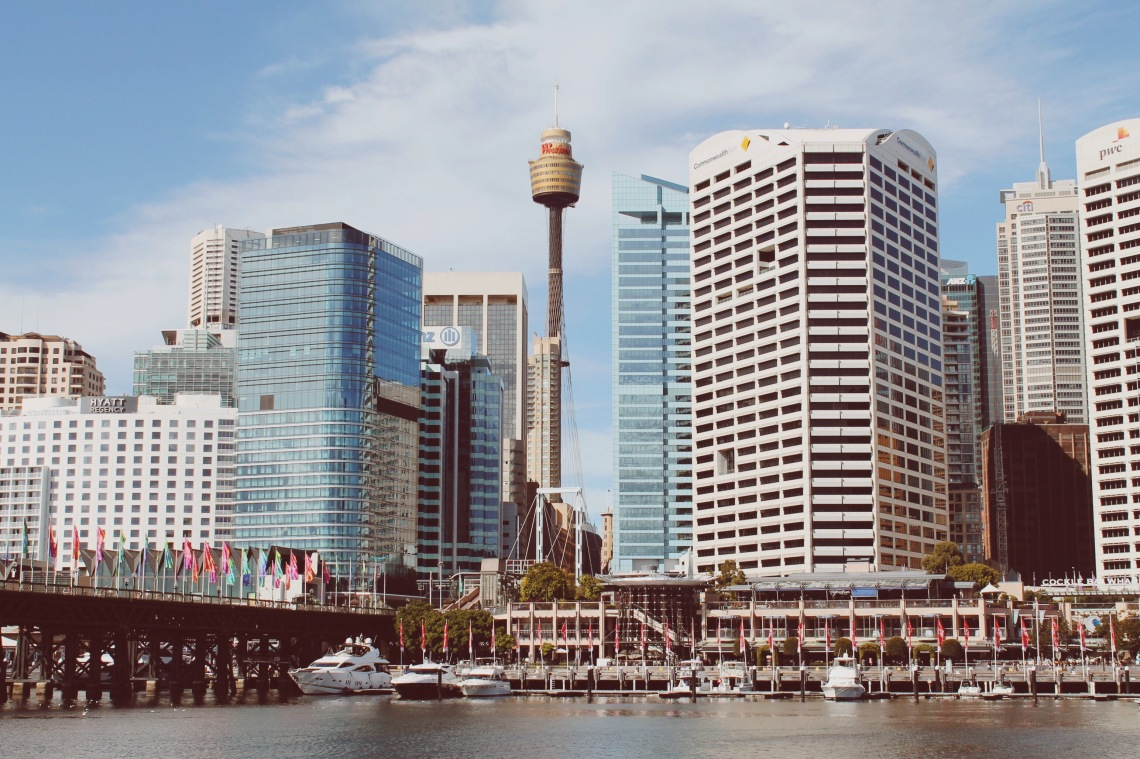 Darling Harbour, Sydney Australia