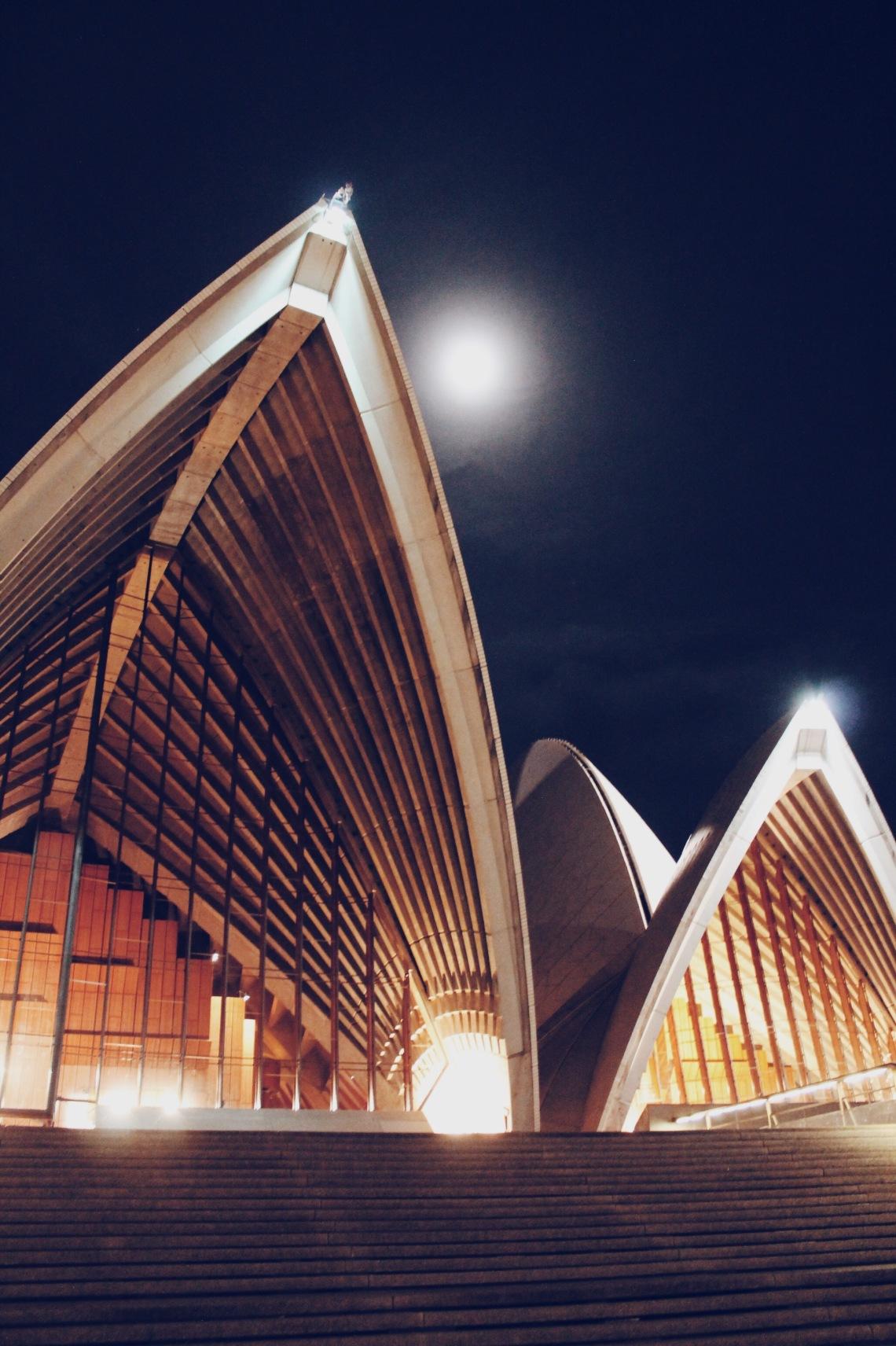 The Opera House, Sydney Australia
