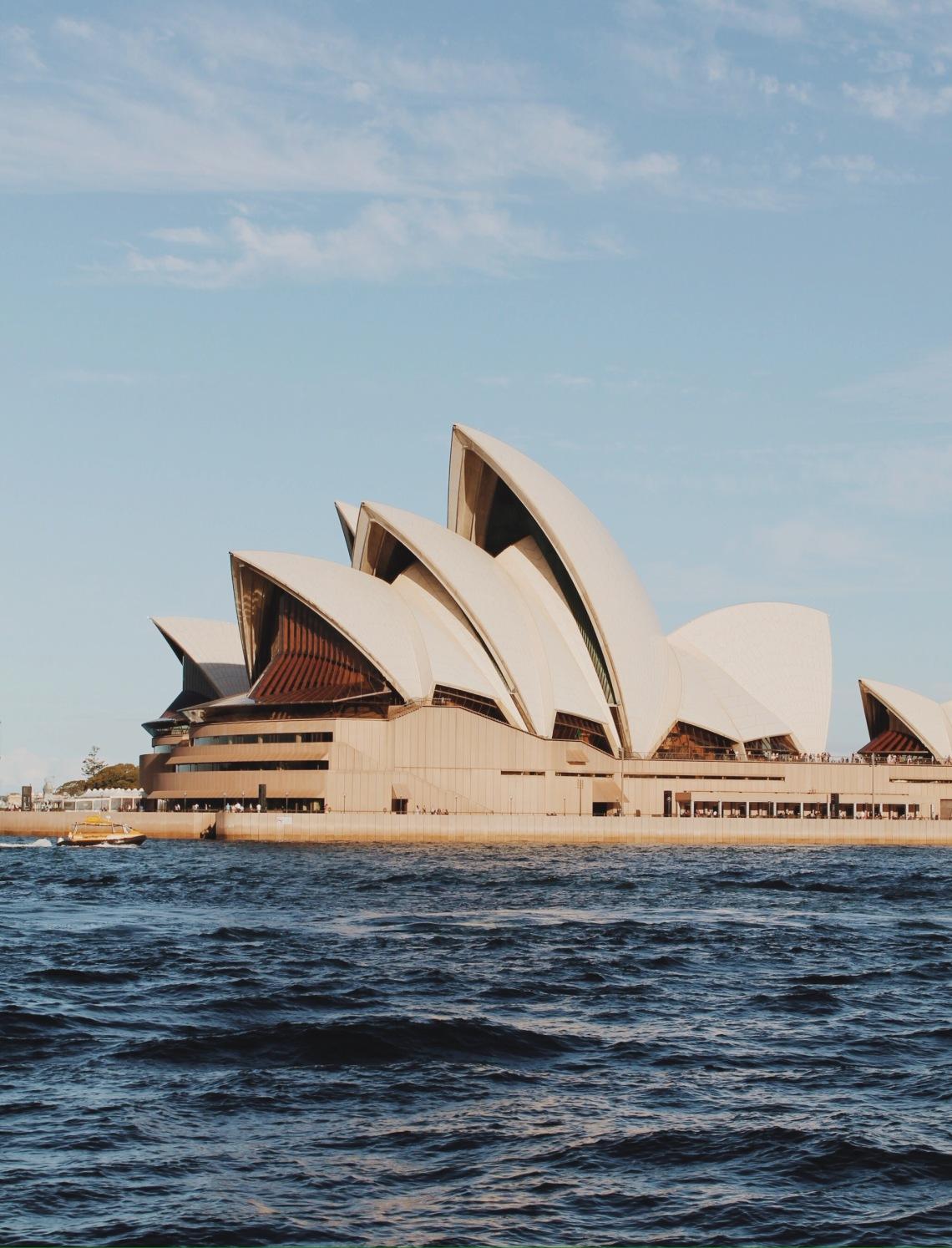Opera House, Sydney Australia