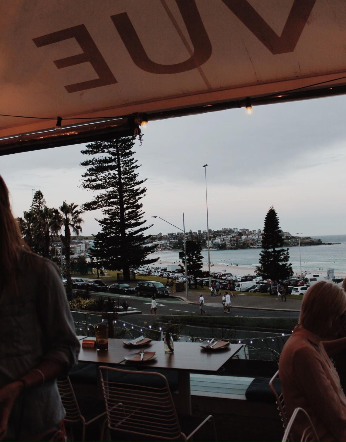 Vue Bar, Bondi Beach
