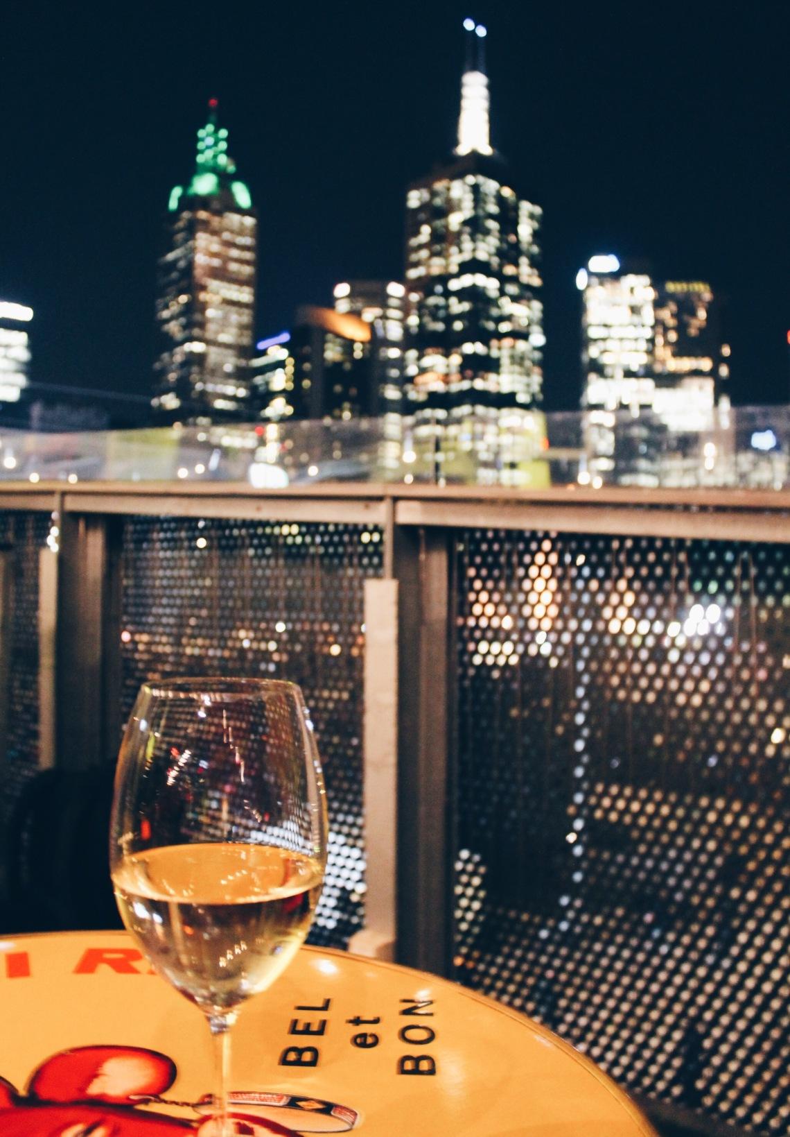 Transit Rooftop Bar, Melbourne Australia