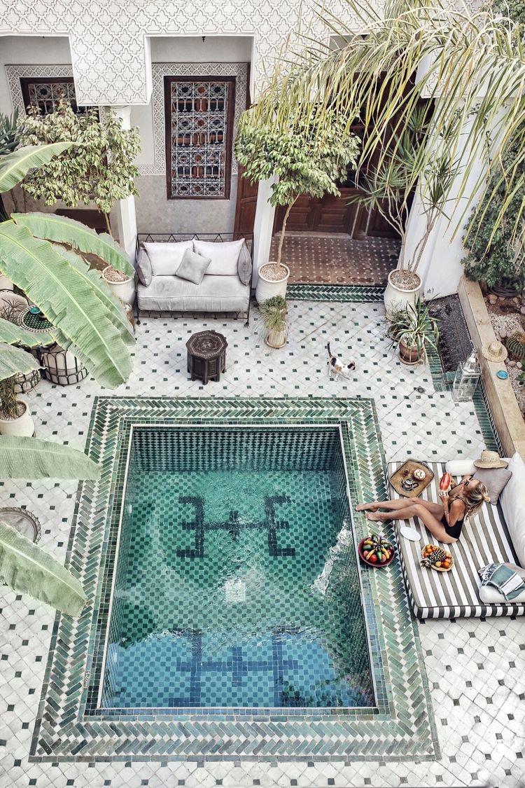Riad Yasmine Hotel, Marrakesh