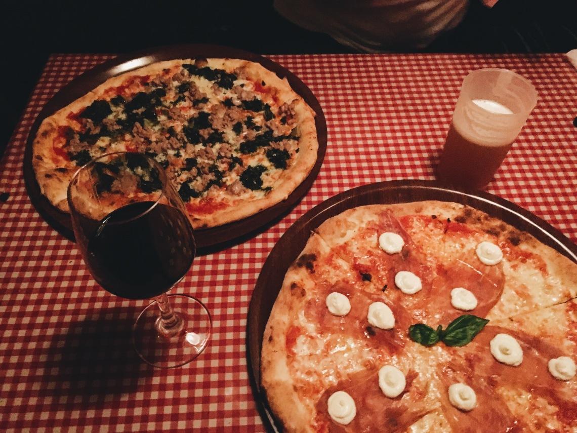 Franky's Pizza, Sydney Australia