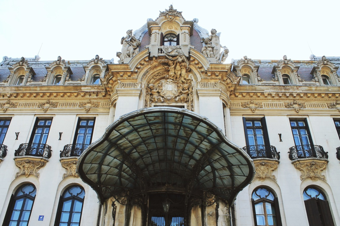 George Enescu National Museum (Cantacuzino Palace), Bucharest Romania