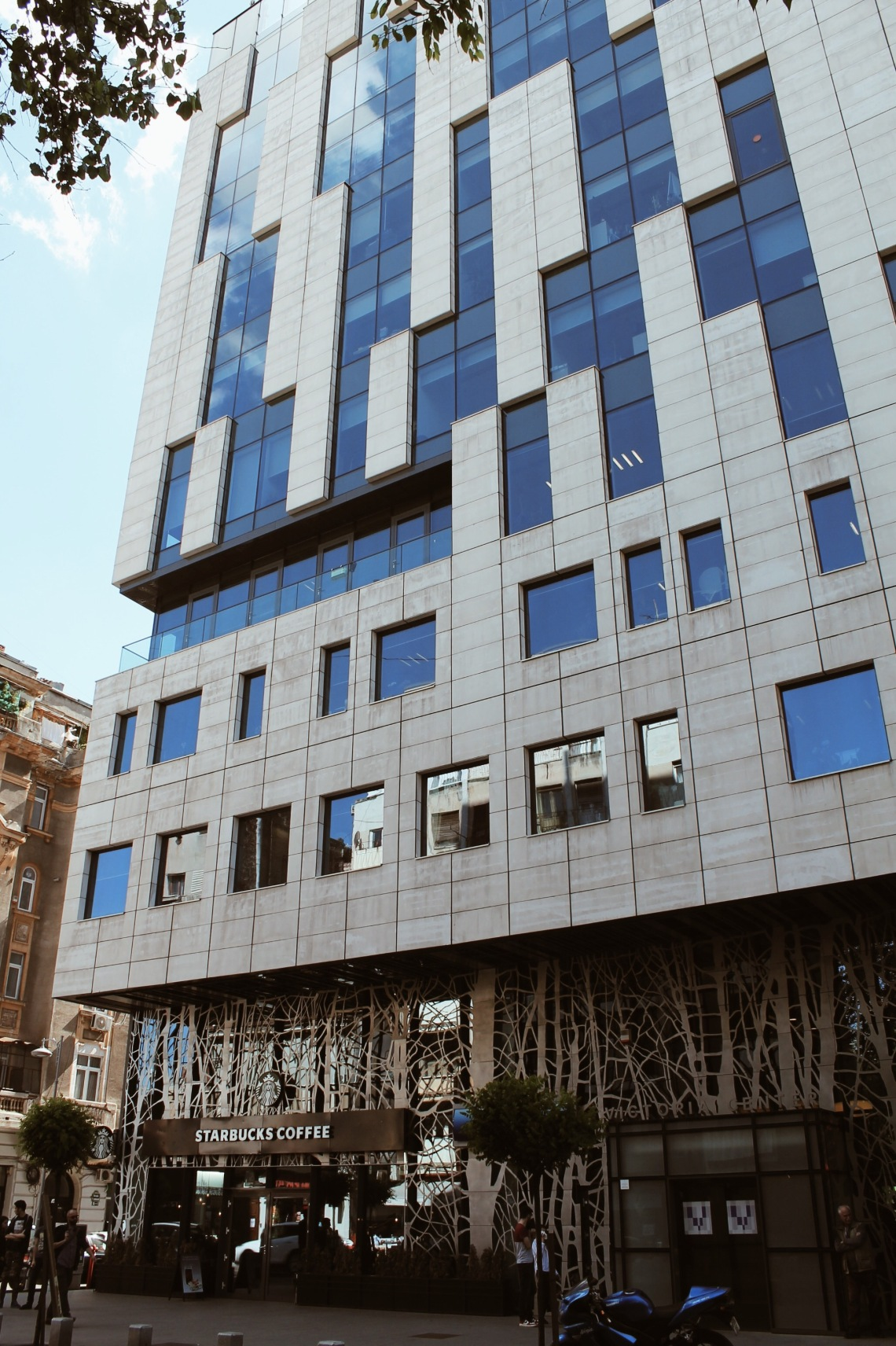 Amway Business Center, Bucharest Romania