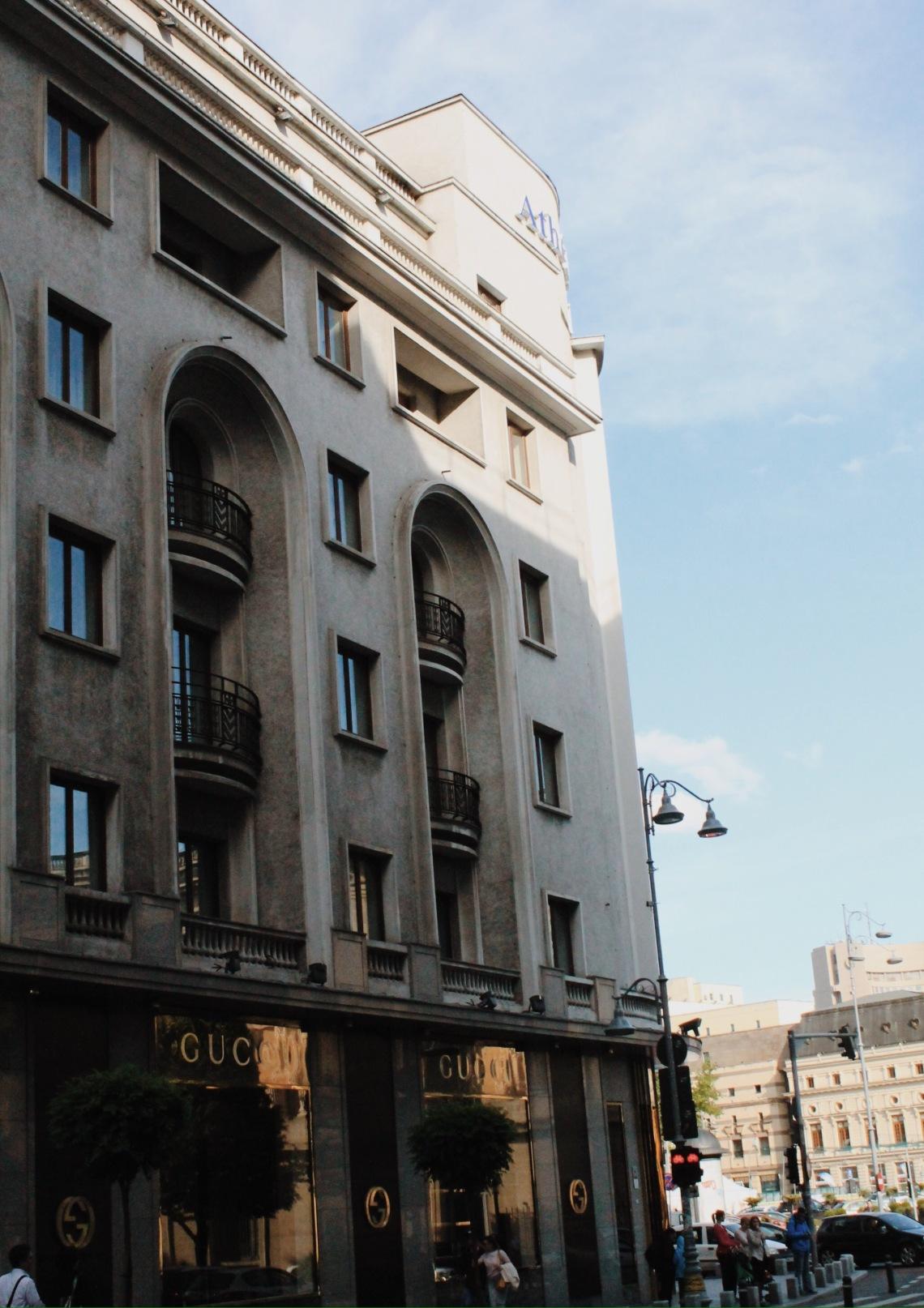 Athénée Palace Hilton, Bucharest Romania