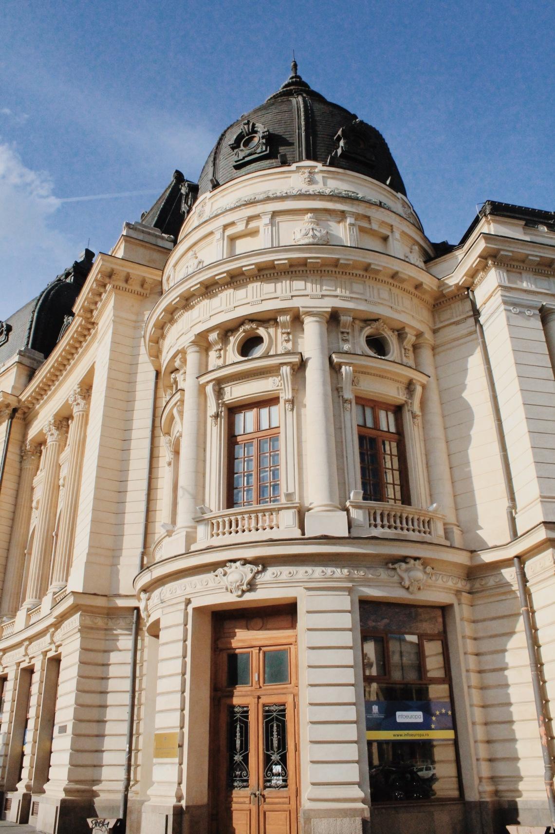 Carol I University Foundation, Bucharest