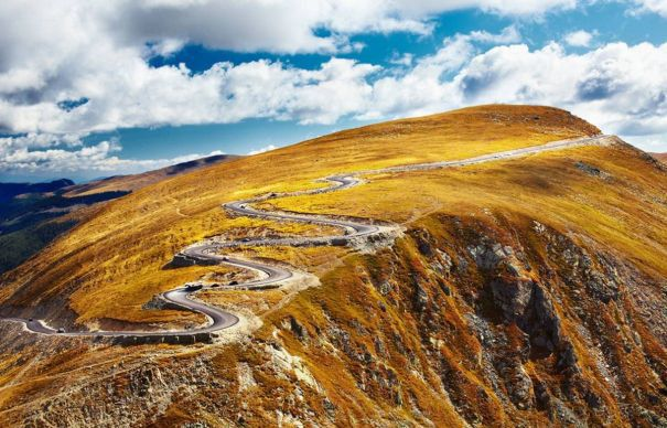 Transalpina Road, Romania
