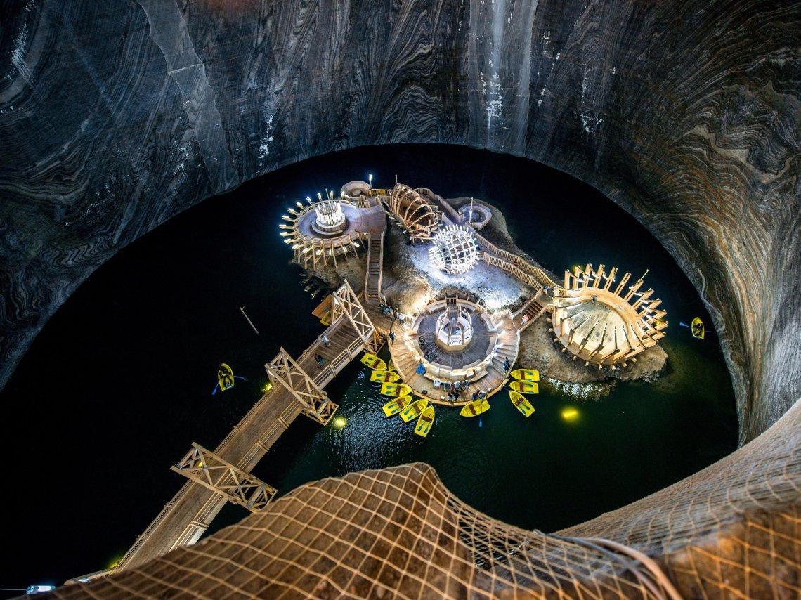Turda Salt Mine Shutterstock/RossHelen